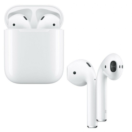 Apple AirPods (2019) with Charging Case (MV7N2)