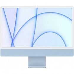 "Apple iMac 24"" 4.5K M1 Chip 256GB 7GPU 2021 Blue (MJV93)"