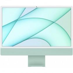 "Apple iMac 24"" 4.5K M1 Chip 256GB 7GPU 2021 Green (MJV83)"