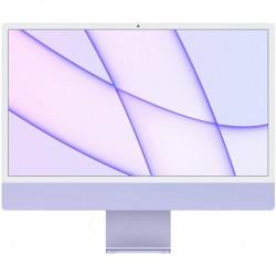 "Apple iMac 24"" 4.5K M1 Chip 256GB 8GPU 2021 Purple (Z130)"