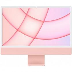 "Apple iMac 24"" 4.5K M1 Chip 256GB 7GPU 2021 Pink (MJVA3)"
