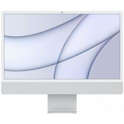 "Apple iMac 24"" 4.5K M1 Chip 256GB 7GPU 2021 Silver (MGTF3)"