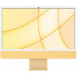 "Apple iMac 24"" 4.5K M1 Chip 512GB 8GPU 2021 Yellow (Z12T)"