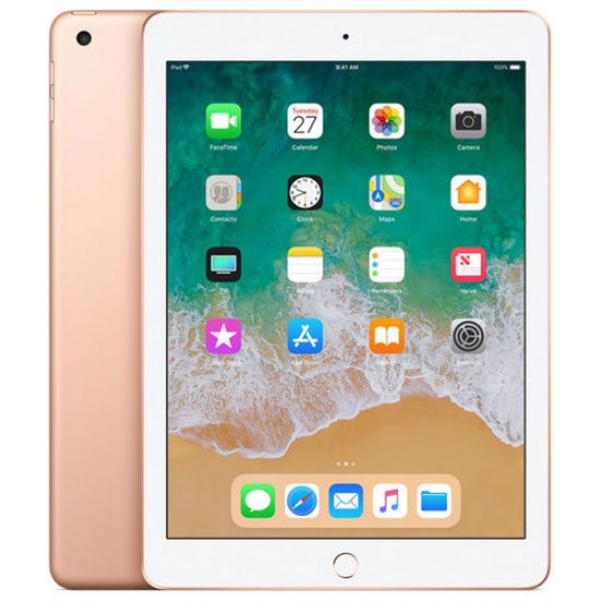 Apple iPad 2018 9.7 32GB Wi-Fi Gold