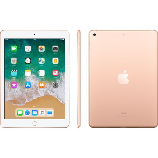 Apple iPad 2018 9.7 128GB Wi-Fi + 4G Gold