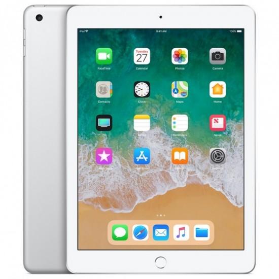 Apple iPad 2018 9.7 128GB Wi-Fi + 4G Silver