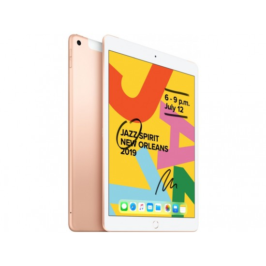 "Apple iPad 10.2"" 2019 Wi-Fi 128GB Gold"