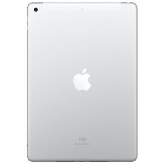 "Apple iPad 10.2"" 2019 Wi-Fi + 4G 32GB Silver"