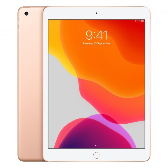 "iPad 10.2"" 2020 Wi-Fi + 4G 128GB Gold (MYMN2)"