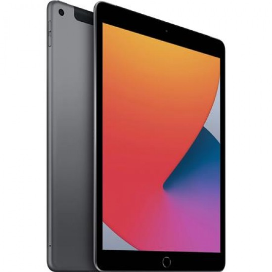"iPad 10.2"" 2020 Wi-Fi + 4G 128GB Space Gray (MYML2)"