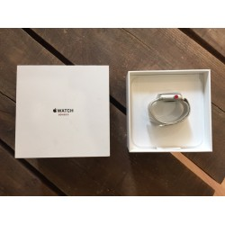 Apple Watch Series 3 38 mm silver LTE