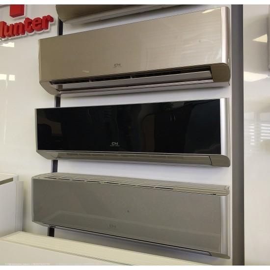Кондиционер Cooper&Hunter CH-S09FTXAM2S-WP Wi-Fi (черный, белый, золотой, серебристый)