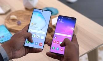 Банки начали блокировать свои приложения для владельцев Samsung Galaxy S10 и Note 10