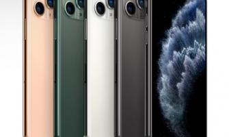 Apple представит в следующем году сразу 5 новых iPhone