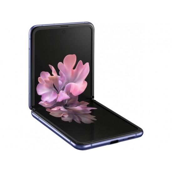 Samsung Galaxy Z Flip 8/256GB Purple (SM-F700FZPDSEK)