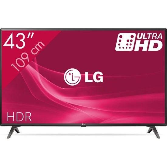 LED-телевизор LG 43UK6300