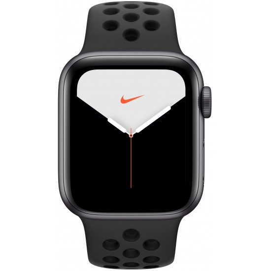Apple Watch Nike Series 5 40mm Grey Aluminium Case SBand (MX3T2)
