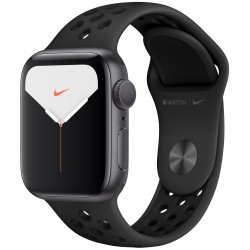 Apple Watch Nike Series 5 40mm Grey Aluminium Case SBand (MX3T2)