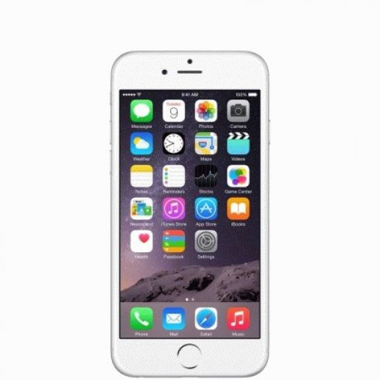 Iphone 6 16GB Silver (MG482)