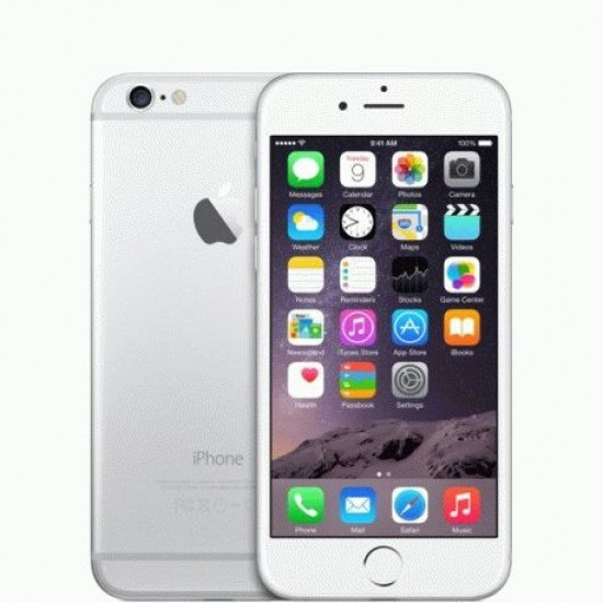 Iphone 6S 64GB Silver (MKQP2)
