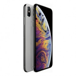 Iphone Xs Max DUAL 256GB Silver (MT752)
