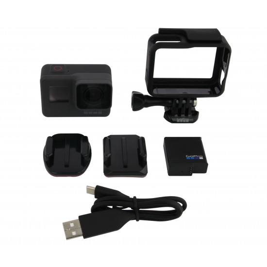 Камера GoPro HERO5 UA BLACK (CHDHX-501)