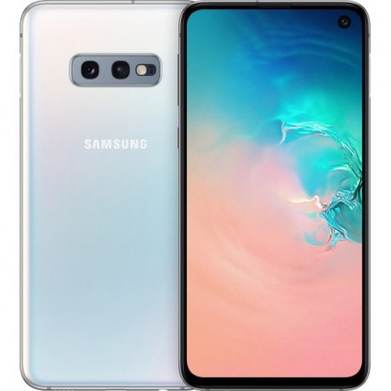 Samsung Galaxy S10 E 6/128GB White (SM-G970FZWDSEK)