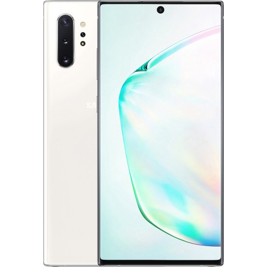 SAMSUNG NOTE 10 PLUS 12/256Gb LTE Single Snapdragon 855 WHITE (SM-N9750)