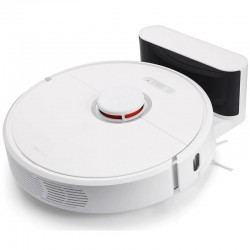 Робот-пылесос с влажной уборкой Xiaomi RoboRock Vacuum Cleaner S6 White (S602-02)